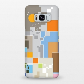 Galaxy S8+  Abstract Geometric Creation by Bledi