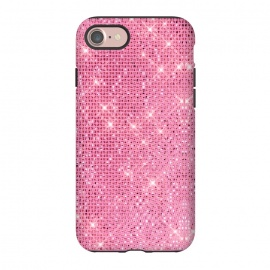 iPhone 8/7  Pink Glitter by Alemi