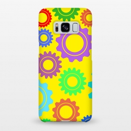 Galaxy S8+  gear pattern by MALLIKA