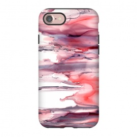 iPhone 8/7  Pink Ink by Tigatiga
