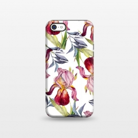 iPhone 5C  Born in Flowers by Creativeaxle