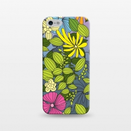 iPhone 5/5E/5s  My Flower Design by Bledi