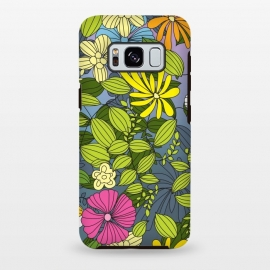 Galaxy S8 plus  My Flower Design by