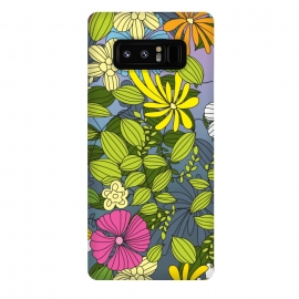 Galaxy Note 8  My Flower Design by Bledi