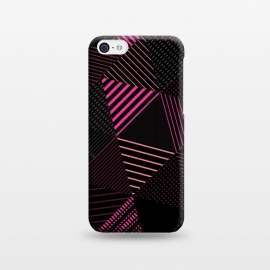 iPhone 5C  Triangles Pattern 2 by Bledi