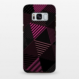 Galaxy S8 plus  Triangles Pattern 2 by