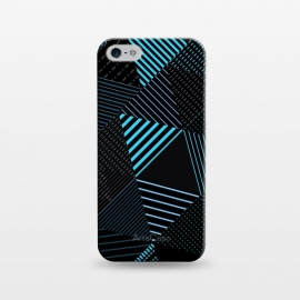 iPhone 5/5E/5s  Triangles Pattern 3 by Bledi