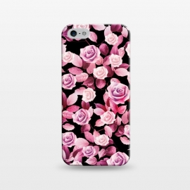 iPhone 5/5E/5s  Pink roses by Jms