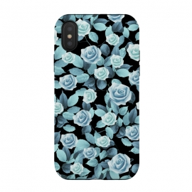 Turquoise roses by Jms