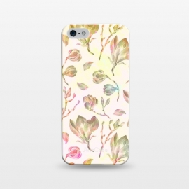 iPhone 5/5E/5s  Rising Flora by