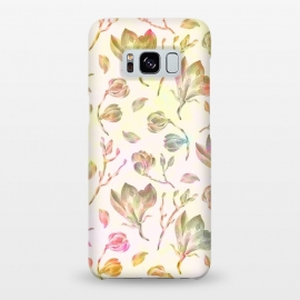Galaxy S8+  Rising Flora by Creativeaxle