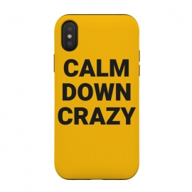 calm down crazy by MALLIKA