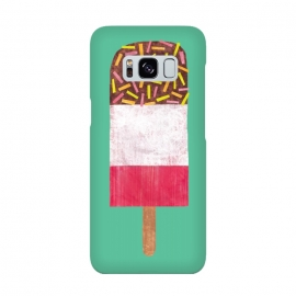 Fab by Rhiannon Pettie (Lolly,ICE LOLLY,ICE CREAM,SUMMER,COLLAGE)