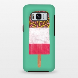 Galaxy S8+  Fab by Kimrhi Studios (Lolly,ICE LOLLY,ICE CREAM,SUMMER,COLLAGE)