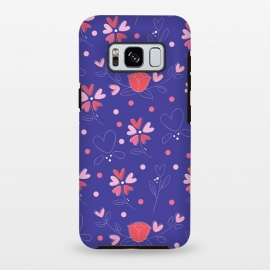 Galaxy S8 plus  Flowers With Love by