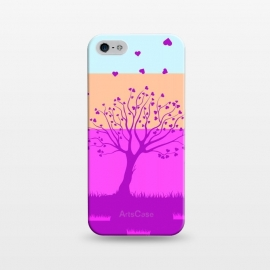 iPhone 5/5E/5s  Love in Summer by Rossy Villarreal