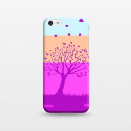 iPhone 5C  Love in Summer by Rossy Villarreal