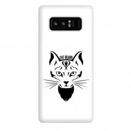 Galaxy Note 8  cat beard by TMSarts
