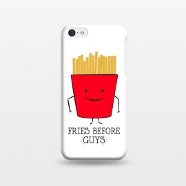 iPhone 5C  fries before guys by TMSarts