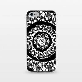 iPhone 5/5E/5s  Full Moon Mandala by Tangerine-Tane