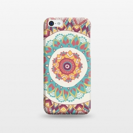 iPhone 5C  Midsummer Mandala by Tangerine-Tane