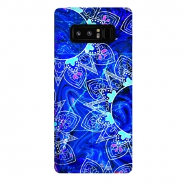 Galaxy Note 8  Marble and Mandalas in the Sea by