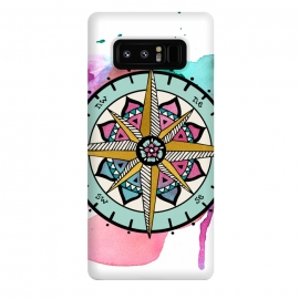 Galaxy Note 8  compass by Pom Graphic Design (compass)