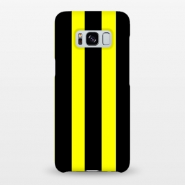 Galaxy S8+  yellow stripes by MALLIKA