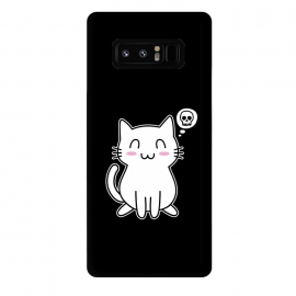 Galaxy Note 8  My Lovely Kitty by Mitxel Gonzalez