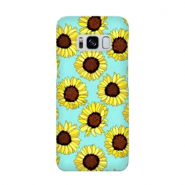 Aqua - Sunflowers Are The New Roses!  by Tigatiga
