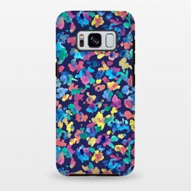 Galaxy S8 plus  Ditsy watercolor flowers by