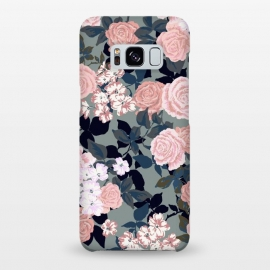 Galaxy S8+  90s vibe flowers by Susanna Nousiainen