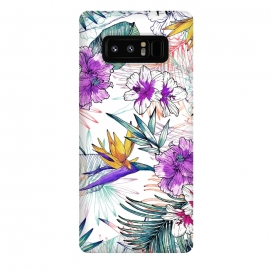 Galaxy Note 8  Tropical by Susanna Nousiainen