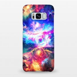 Galaxy S8+  Colorful Galaxy by Art Design Works