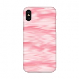 iPhone X  Cute abstract pink by Jms