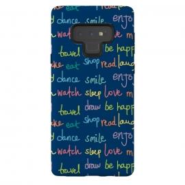 Galaxy Note 9  Happy Typo by  ()