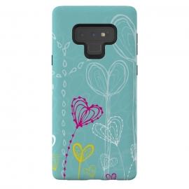 Galaxy Note 9  Love Garden by  ()