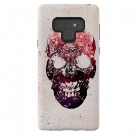 Galaxy Note 9  Floral Skull by  ()