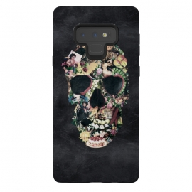 Galaxy Note 9  Vintage Skull by  ()