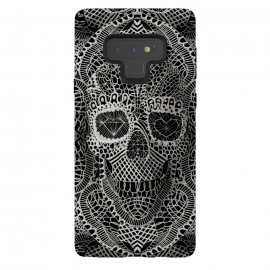 Galaxy Note 9  Lace Skull by  ()