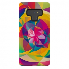 Galaxy Note 9  Acid Blossom by  ()