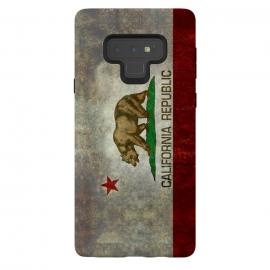 Galaxy Note 9  California Republic State by  ()