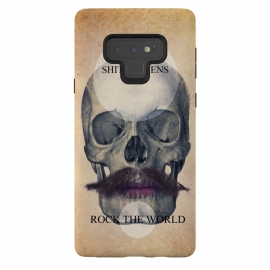 Galaxy Note 9  SKULL ROCK THE WORLD OK by  ()