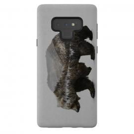 Galaxy Note 9  The Kodiak Brown Bear by  ()