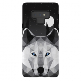 Galaxy Note 9  The Tundra Wolf by  ()