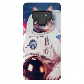 Galaxy Note 9  Astronaut Cat  by