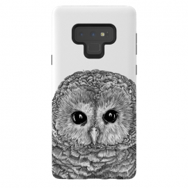 Galaxy Note 9  Tiny Owl by