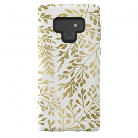 Galaxy Note 9  Foliage Gold by