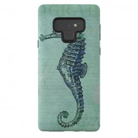 Galaxy Note 9  Vintage Seahorse by