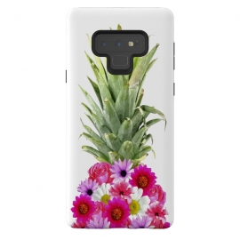 Galaxy Note 9  Pineapple Flowers by